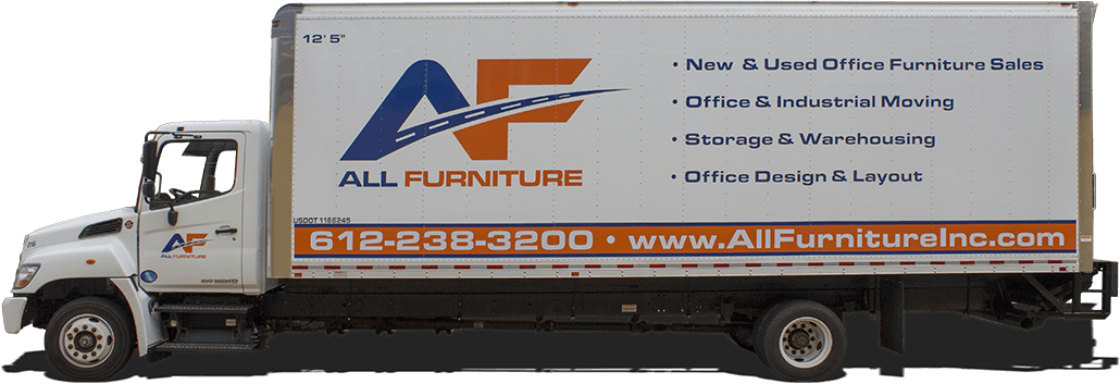 Commercial Moving And Office Furniture All Furniture Inc